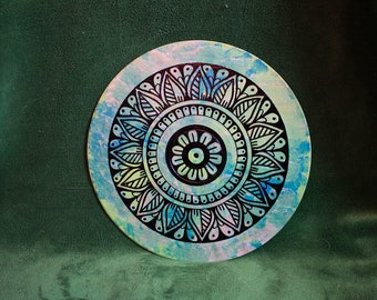 StarDust- Painted Vinyl Record