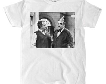Mr. Belvedere - White T-shirt