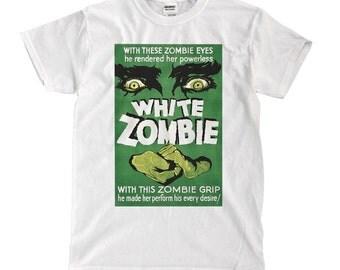 White Zombie - White T-shirt