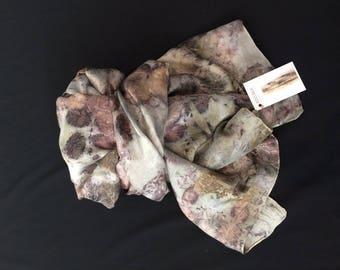 Large Silk Scarf