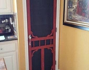SALE!!Decorative screen doors!
