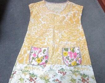Flower Bed (Sheet) Dress