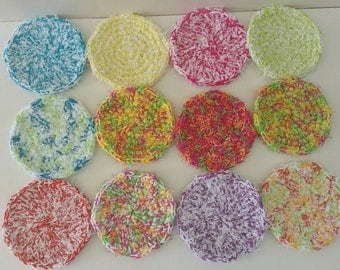 Kitchen Scrubby Reusable Cleaning Pads