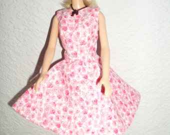 Unique, hand made Barbie clothes, Barbie dress, Barbie outfit, fashion doll outfit