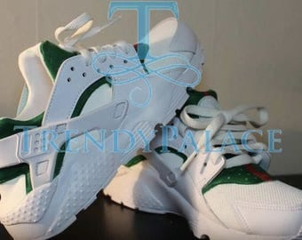 Custom Huarache Nike Huarache Luxury inspired shoe Men/Women sizes, Nike custom Huarache Custom Nike Huarache  Women Huarache Huarache Nike