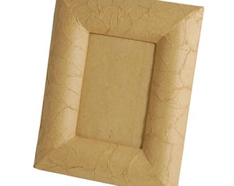 Large Paper Mache Picture Frame