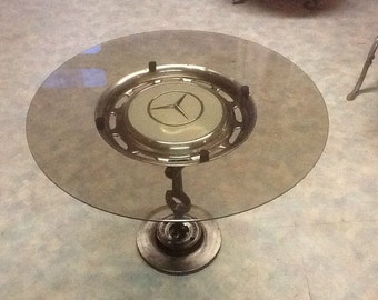 Mercedes coffee table