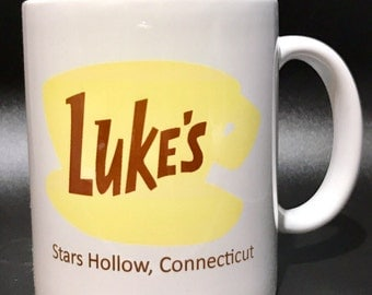 Gilmore Girls 11 oz mug