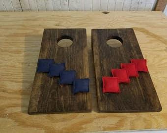 Tabletop Cornhole Complete Set