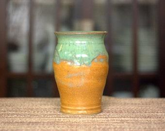 Handmade Ceramic Vase - Pottery Vase - Ceramic Vase - Tall Vase - Wheel Thrown Vase