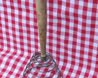 French Wire whisk//Egg Whisk//Egg Beater