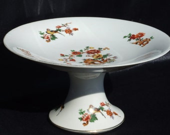 French compotier Limoge // Pretty cake stand