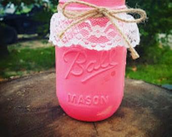 CUSTOM MASON Jar ORDERS!