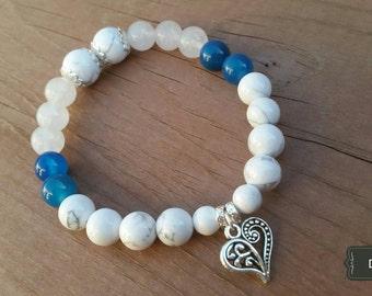 Mala bracelet Cobalt
