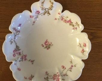 Haviland Limoges Bowl- China Candy Dish