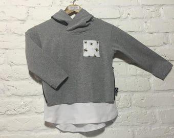 Bizz long sleeve sweater