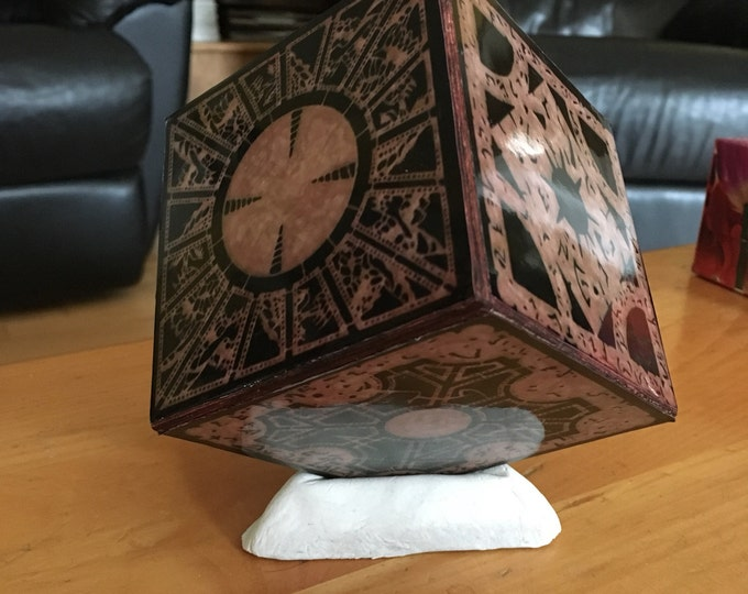 Featured listing image: Hellraiser Puzzle Box Lament Configuration