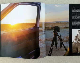 Photography Book - Eat Without Being Eaten - A journey through Etosha