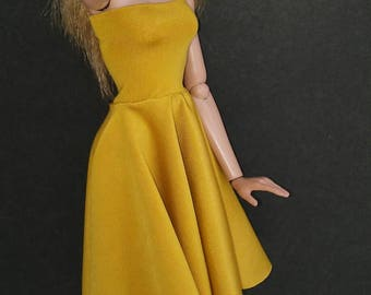 12 inch fashion doll dress one size Fit's all!