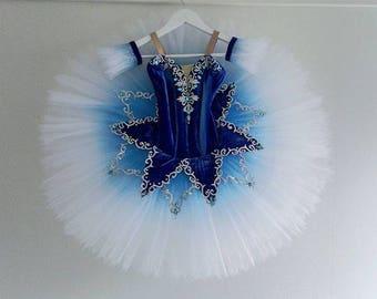 BLUEBIRD | Professional Stretch Ballet Tutu