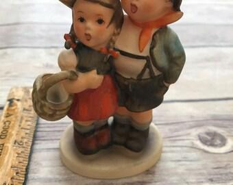 M.J. Hummel 'Children with Basket' Figurine