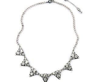 Aztec Crystal Necklace