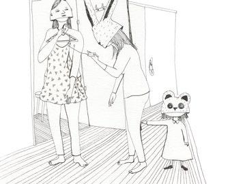 Drawing Print