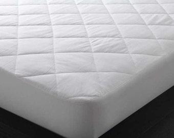 Mattress protector Fitted matresstopper Quilted waterproof Mattress topper mattress cover changing mattress pad crib Mattress pad protector