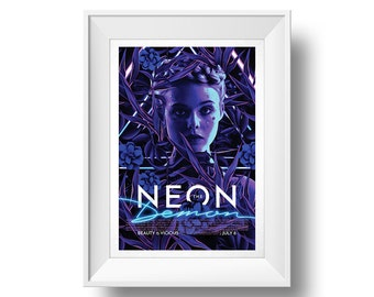 The Neon Demon Alternative Movie Poster