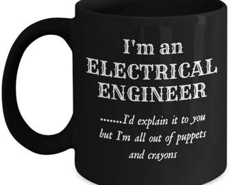 Engineer Mug, Engineer Gifts, Electrical Engineer, Gifts For Engineers, Engineering, Engineering Gifts, Engineering Gifts For Him, Engineer