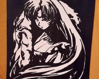 Sesshōmaru contemporary image