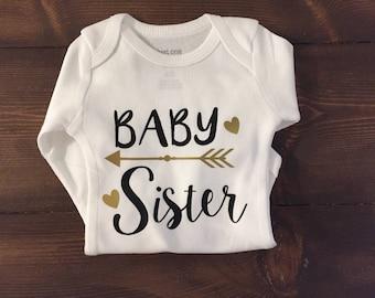 Baby Sister Bodysuit