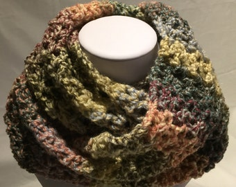 Infinity Scarf, Cowl
