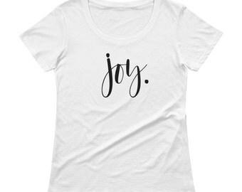 Joy Tee-Ladies T-shirt-She Is Joy-Faith-Love-Women's Clothing