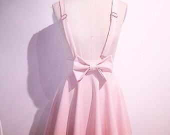 PVC Suspender Circle Skirt