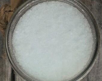 Wound Healing Bath Salt (Geranium Essential Oil Bath Salt)