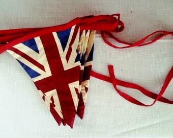 Union Jack Vintage Bunting