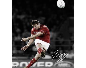 Dan Biggar pre signed photo print poster - 12x8 inches (30cm x 20cm) - Superb quality - N.0 2