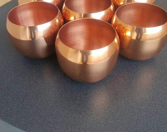 Copper Cups Copper Craft Moscow Mule Mugs. Priced as each as in per cup.