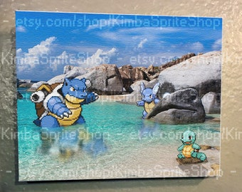 Pokemon - Kanto Series: Squirtle Line