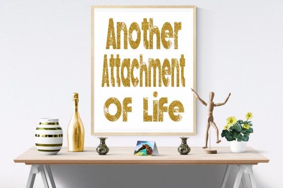Life, Gold, Printable Art, Wall Art, Wall Prints, Wall Art Prints, Instant Download, Digital, Digital Paper, Modern Art, Art Print, Print