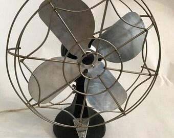 Vintage Eskimo Tabletop Fan