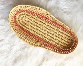 Vintage Baby Basket