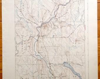 Map Of Nashville Etsy - Nashville on us map