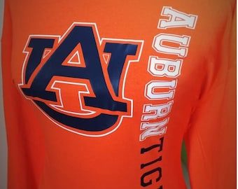 University of Auburn Tee (Long Sleeve)