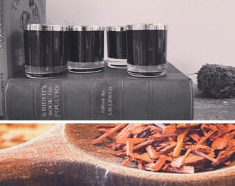 NOIR RANGE: Creamy Musk & Sandalwood Candle