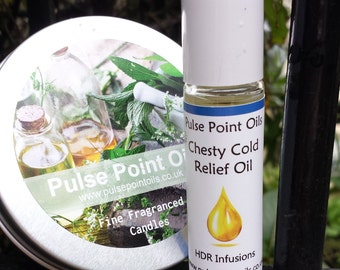 Chesty Cold Relief Rub, natural decongestant remedy. Good eucalyptus oil expectorant. Stuffy nose relief. Cold and flu respiratory massage