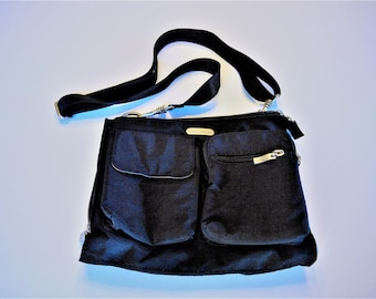"Baggallini ""Everything"" Crossbody Bag - Like New"