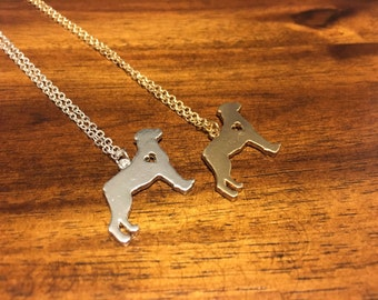 Rottweiler Necklace - Rottweiler Charm - Rottweiler Jewelry - Rottweiler - Rottweiler Pendant - Rottweiler Gift - Rottweiler Jewellery