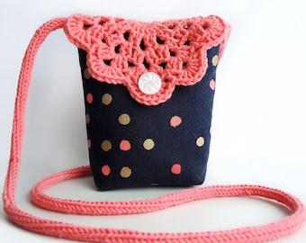 DOTTIE BAG, tote, crossover, purse, toddler purse